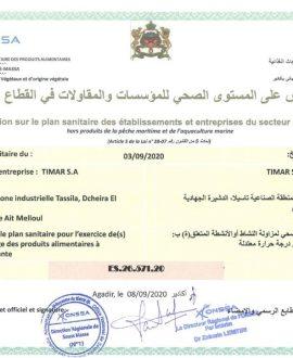 Agrément-ONSSA-Agadir